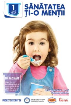 1 iaurt pe zi, sanatatea ti-o mentii - Iaurtul potrivit pentru fiecare - stii sa alegi?
