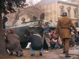 25 de ani de la Revolutie: Oficiali britanici, marturii emotionante de la caderea comunismului