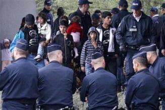 AFP: Romania cere Parisului sa evite subiectele rromii si Schengen