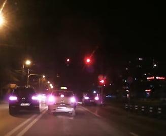 Aberatia zilei: Orasul in care nu poti fi amendat daca treci pe rosu, desi esti filmat de politie