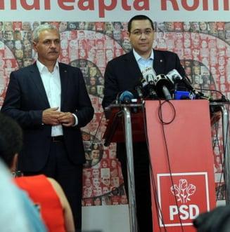 Aberatia zilei: Pacaleala de la PSD