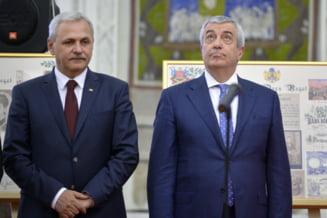 Aberatia zilei: Parlamentul mimeaza democratia in regia cuplului Dragnea-Tariceanu. Perle de la audieri