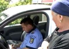 Aberatia zilei: Politia ambulanta si judecatoria din mall