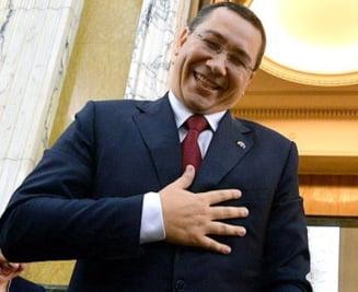 Aberatia zilei: Ponta, prins din nou cu minciuna