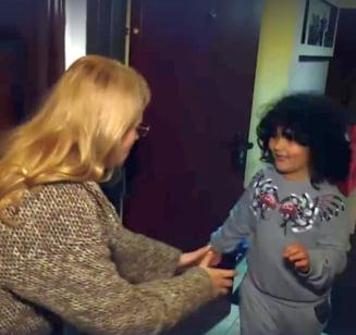 Aberatia zilei: Singur acasa? Fereste-te de Alina Gorghiu!