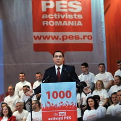 """Aberatia zilei: Un """"scaun gol"""" la PSD"""