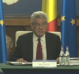 Aberatia zilei: Guvernul a ajuns sa cenzureze ce spune premierul. Gafa a lui Tudose, taiata la montaj