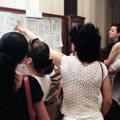 Admitere 2013: Ce licee mai au locuri libere pentru elevii nerepartizati