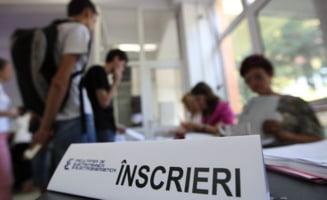 Admiterea la facultate - Cele mai cautate universitati