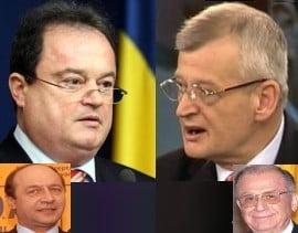Alegeri - Exit poll-uri Bucuresti: Blaga il devanseaza pe Oprescu