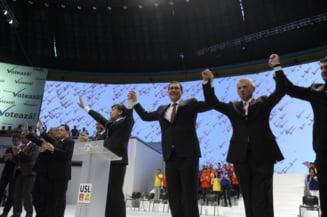 Alegeri Locale 2012: USL ia totul - a castigat in Bucuresti si principalele municipii