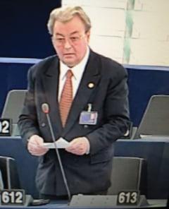 Alegeri europarlamentare 2014: Corneliu Vadim Tudor, in cursa pentru al doilea mandat in PE