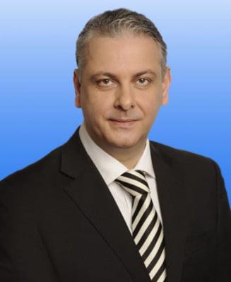 Alegeri europarlamentare 2014: Cristian Petrescu, fostul ministru care vrea sa fie eurodeputat PMP