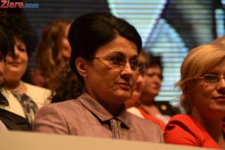 Alegeri europarlamentare 2014: Ecaterina Andronescu, aproape de intrarea in premiera in PE