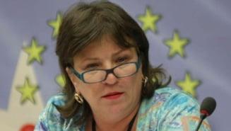 Alegeri europarlamentare 2014: Norica Nicolai, liderul listei PNL si al delegatiei din PE