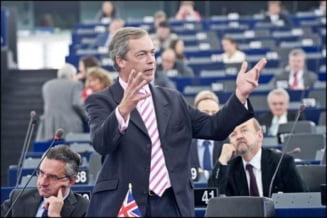 Alegeri europarlamentare 2014: Partidul lui Nigel Farage, invingator in Marea Britanie