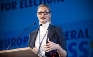 Alegeri europarlamentare 2014: Ramona Manescu, pe locul trei al listei PNL, pentru al treilea mandat