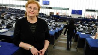 Alegeri europarlamentare 2014: Renate Weber, aparatoarea romanilor din UK