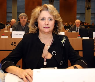 Alegeri europarlamentare 2014: Viorica Dancila vrea un nou mandat in PE pe lista PSD