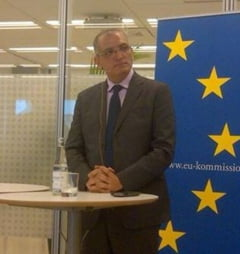 Alegeri europarlamentare 2014: Damian Draghici, tiganul roman cu cetatenie americana care vrea in PE