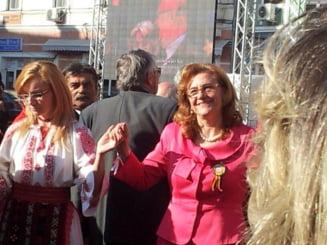Alegeri europarlamentare 2014: Maria Grapini, de la Guvern la Parlamentul European