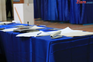 """Alegeri europarlamentare 2019: Primul roman din lume care a votat. Din nou. """"1-0 impotriva hotiei! Am ajuns din nou condusi de hoti si de tampiti"""""""