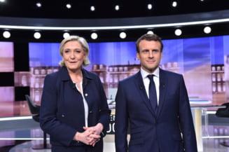 Alegeri in Franta: Care au fost cele mai importante promisiuni electorale ale lui Macron si Le Pen in campania electorala