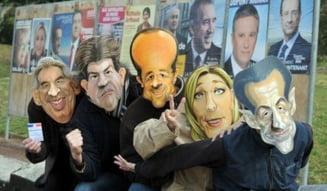 Alegeri in Franta: Ultima zi de campanie, ultimele voturi de strans