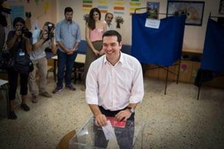 "Alegeri in Grecia: Tsipras cere votul elenilor pentru un ""guvern de lupta"""