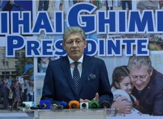 Alegeri in Moldova Si Ghimpu se retrage din cursa prezidentiala, dar cu o conditie pentru Maia Sandu