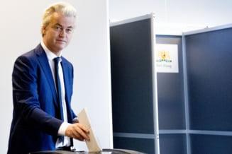 Alegeri in Olanda: Extremistul Wilders e pregatit sa participe la un nou guvern, celelalte partide exclud orice colaborare