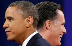 Alegeri in SUA: Ce fac candidatii - Obama joaca baschet, Romney duce gunoiul