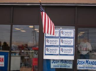 """Alegeri in SUA: Un miting republican in """"Middle America"""" - Corespondenta din SUA"""