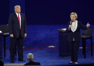 Alegeri in SUA: Cu 3 zile inainte, Hillary Clinton creste in sondaje
