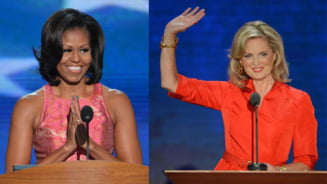 Alegeri in SUA: Michelle Obama vs Ann Romney, disputa Primelor Doamne