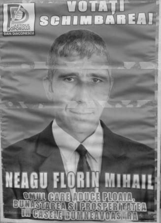 """Alegeri locale 2012: Un candidat promite ploaia """"care are multa apa"""""""