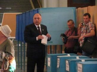Alegeri locale 2012 Antonie Solomon a gresit urnele: Ce sa fac daca sunt batran