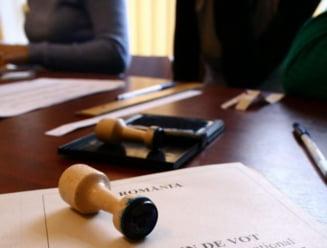 Alegeri locale 2012 Mehedinti: Femeie din Orsova, prinsa cu buletine de vot false