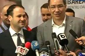 Alegeri locale 2012 Ponta: Aroganta si pedelismul l-au costat ingrozitor pe Liviu Negoita