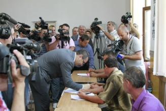 Alegeri locale 2012 Ponta: Romanii voteaza pentru a-i sanctiona pe cei care i-au suparat