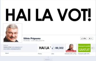 Alegeri locale 2012 Prigoana pe Facebook: Serverul a fost atacat de hackeri