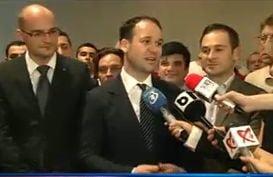 Alegeri locale 2012 Robert Negoita a castigat sectorul 3 (Video)