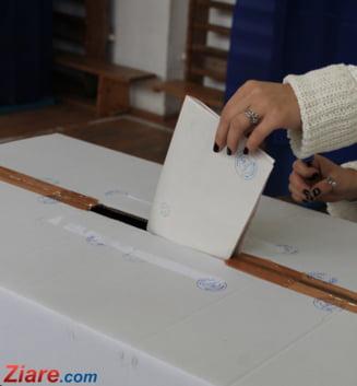 Alegeri locale partiale: Prezenta la vot pana la ora 18:00