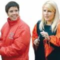 Alegeri parlamentare - Elena Udrea si Luminita Anghel s-au evitat la vot (Video)