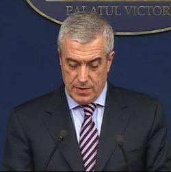 Alegeri parlamentare Tariceanu vrea sa conduca Romania in continuare