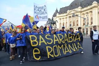 Alegeri parlamentare 2012: 100 de candidati sprijina unirea cu Basarabia