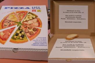 Alegeri parlamentare 2012: Spaga electorala - prezervative, chiloti si pizza
