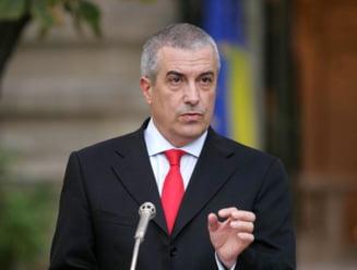 Alegeri prezidentiale: Tariceanu: Candidatura lui Melescanu ma afecteaza