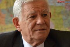 Alegeri prezidentiale 2014: Teodor Melescanu - de la diplomat in comunism, in fruntea unui serviciu secret