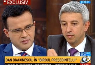 Alegeri prezidentiale 2014: Amenda pentru Antena 3 si somatie pentru Romania Tv